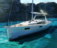 Segelyacht Oceanis 411 Yachtcharter in Marina Eczanesi