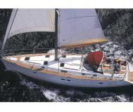 Sailing yacht Oceanis 411 Clipper available for charter in Krvavica