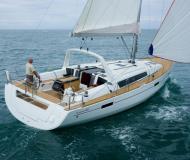 Segelboot Oceanis 45 Yachtcharter in Skiathos
