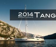 Yacht Oceanis 45 for charter in Tivat