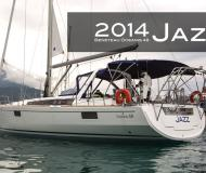Sailing boat Oceanis 48 available for charter in Tivat