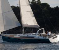 Segelboot Oceanis 48 Yachtcharter in Cannigione Marina