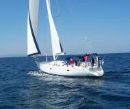 Oceanis 510 Segelyacht Charter Kungshamn