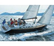 Sail boat Oceanis 523 for hire in Marina Darsena Acton