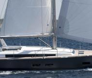 Sailing boat Oceanis 55 for rent in Port Pile