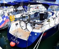 Segelboot Salona 37 chartern in Marina Izola
