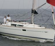 Sun Odyssey 36i Segelboot Charter Poros
