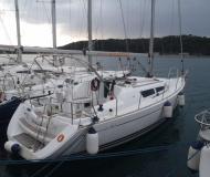 Yacht Sun Odyssey 36i Yachtcharter in Seget