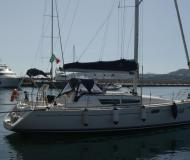 Sailing boat Sun Odyssey 36i available for charter in Cala d Or