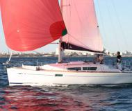 Yacht Sun Odyssey 36i for rent in Bodrum