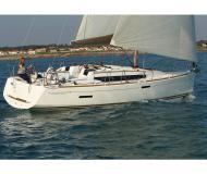 Yacht Sun Odyssey 379 chartern in Baie Sainte Anne