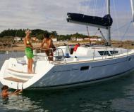 Yacht Sun Odyssey 39i for charter in Marina San Antonio