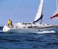 Sun Odyssey 40 Segelyacht Charter Ermoupoli