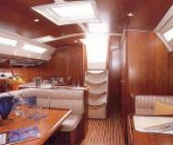 Sun Odyssey 40 Segelyacht Charter Syracuse