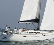 Segelyacht Sun Odyssey 42i chartern in Marina di Scarlino