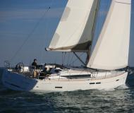 Yacht Sun Odyssey 439 available for charter in Portisco