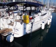 Yacht Sun Odyssey 439 chartern in Marina Seget Donji
