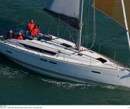 Sailing boat Sun Odyssey 439 for hire in Castellammare di Stabia
