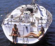 Yacht Sun Odyssey 43DS available for charter in Vodice