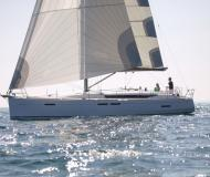 Sail boat Sun Odyssey 449 available for charter in Dubrovnik Marina