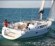 Sail boat Sun Odyssey 44i for charter in Marina di Scarlino