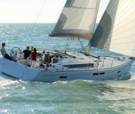 Sail boat Sun Odyssey 469 for charter in Annapolis