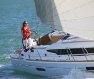Yacht Sun Odyssey 469 for hire in Joma Marina