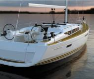Sail boat Sun Odyssey 479 for rent in Olbia