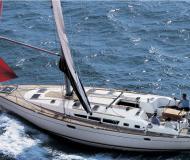 Sailing yacht Sun Odyssey 49 for rent in Alimos Marina Kalamaki