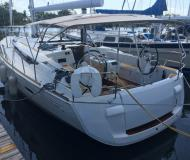 Sailing yacht Sun Odyssey 509 available for charter in Bayshore Landing Marina