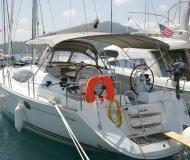 Yacht Sun Odyssey 50DS for rent in Port Goecek Marina