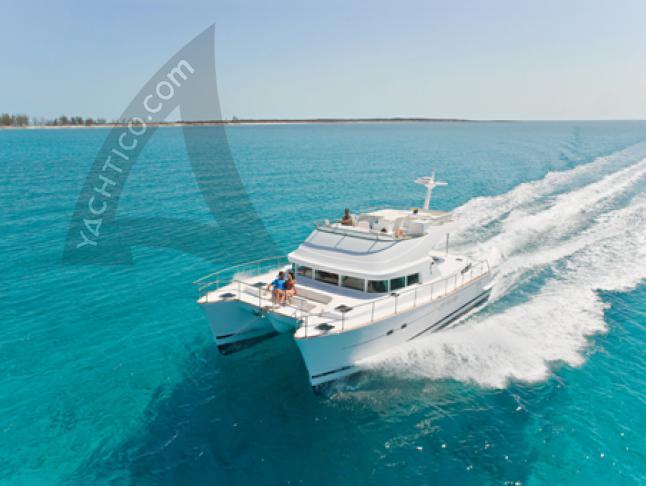 Catamaran Lagoon 44 Power for rent in Palma