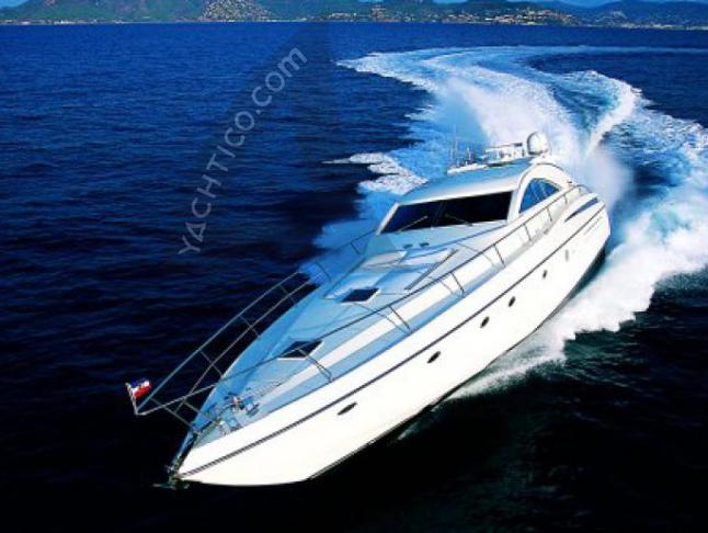 Motoryacht Italcraft Drago 70 available for charter in Port Hercules