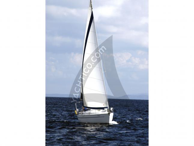Bavaria 36 Segelyacht Charter Bodrum