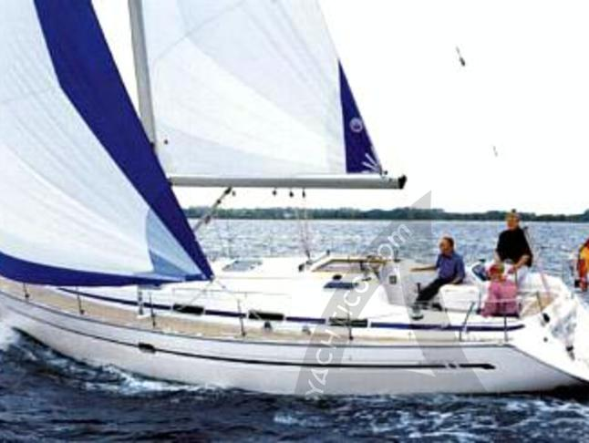 Sailing boat Bavaria 40 Cruiser for rent in Lefkas