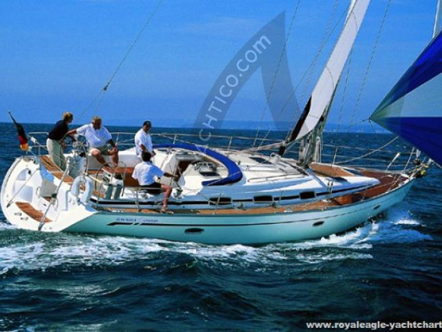 Sailing Yacht Hire Greece Bavaria 42 Cruiser Lefkas Marina