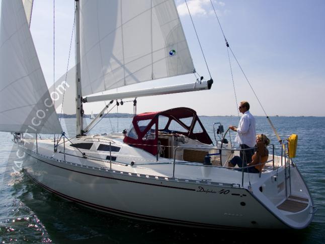 Yacht Delphia 40.2 - Sailboat Charter Gothenburg