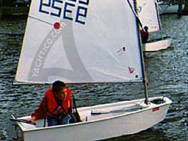 Optimist Sailboat Charters Germany