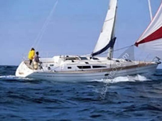Yacht Sun Odyssey 40 - Sailboat Charter Ermoupoli