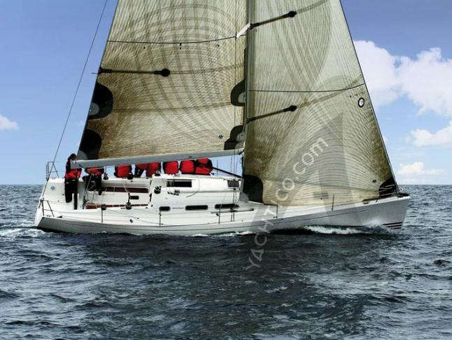 DEMO: Sailing boat X 41 Onedesign for rent in Dubrovnik