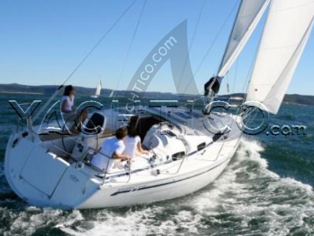 DEMO: Yacht Bavaria 34 Cruiser for hire in Dubrovnik Ron Marina
