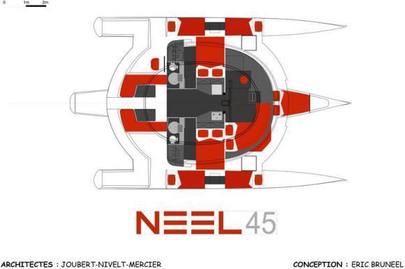 Catamaran NEEL 45 for charter in Marina Le Marin-22839-0