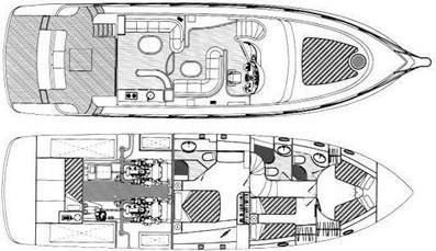 Motoryacht DOQUEVE 70 for rent in Marina Botafoch-21783-0