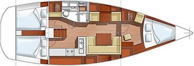 Sailing boat Hanse 400 available for charter in Phuket-22451-0