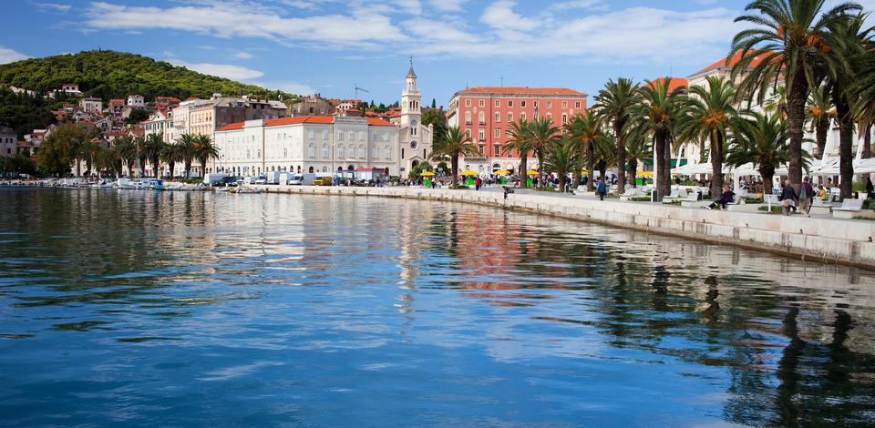 Charter Area Split, Dalmatia Region  | Yachtico.com