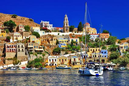 Rhodos - Erkunden Sie griechische Gewässer