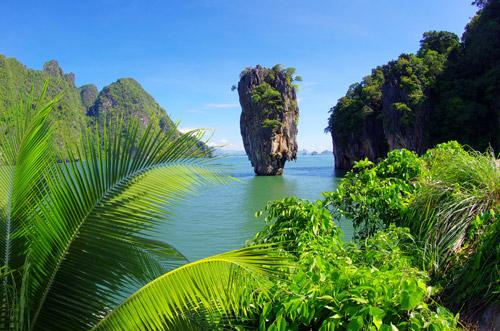James Bond Island Thailand - creditPakhnyushchyy