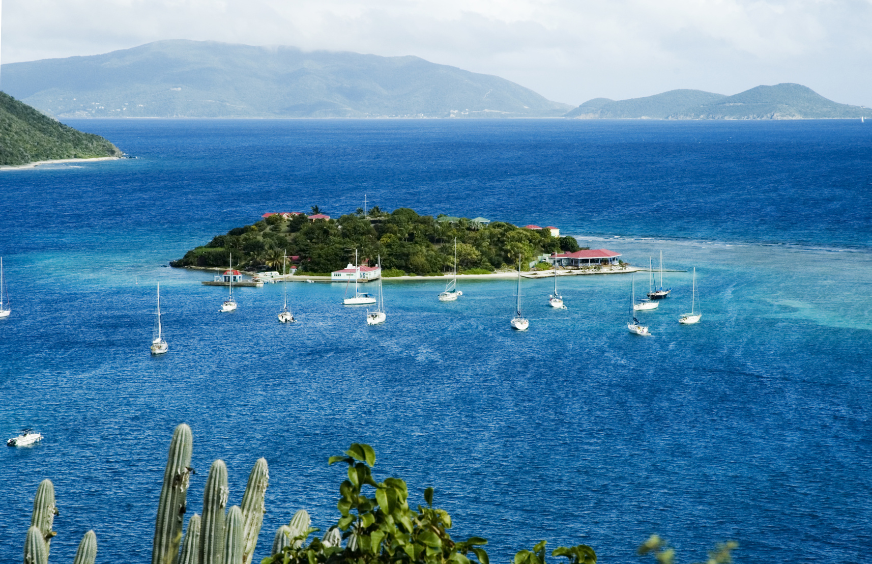 Yachting British Virgin Island – BVI Sailing Vacations ...