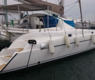 Cat Athena 38 available for charter in Athens