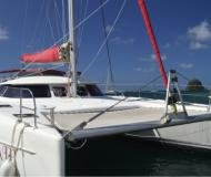 Katamaran Bahia 46 Yachtcharter in True Blue Bay Marina